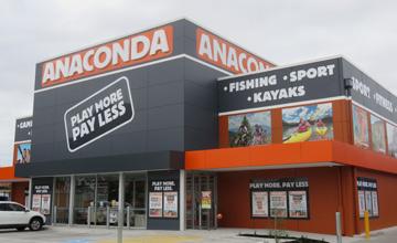 Anaconda Storefront