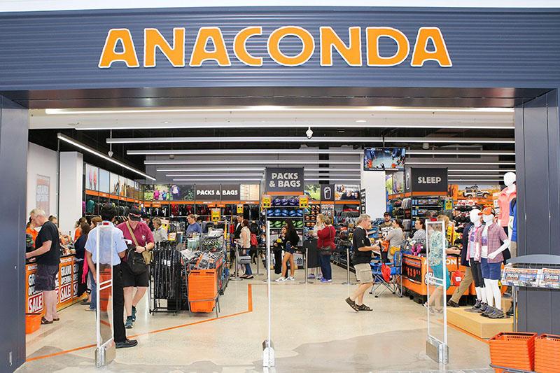 Anaconda Store