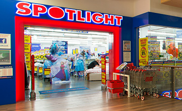 Spotlight Storefront