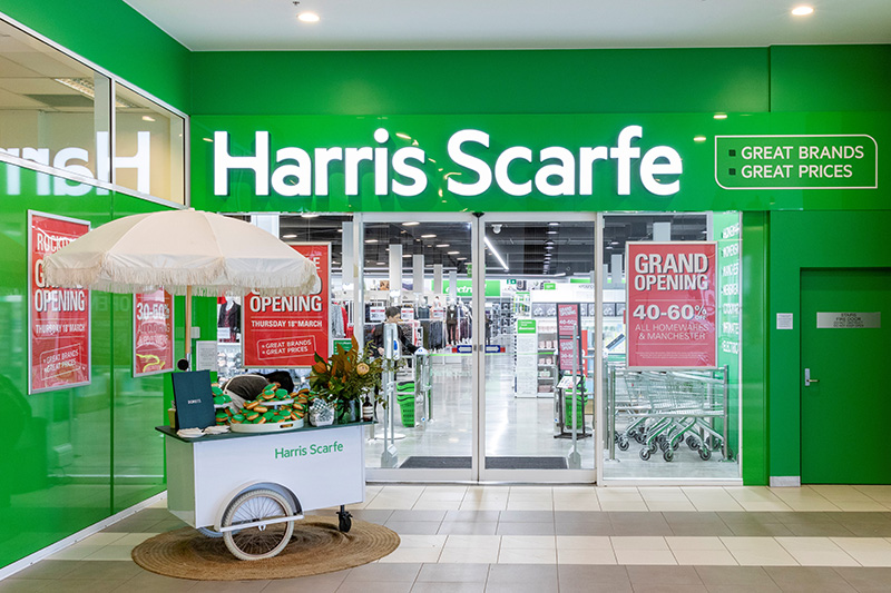 Harris Scarfe Store